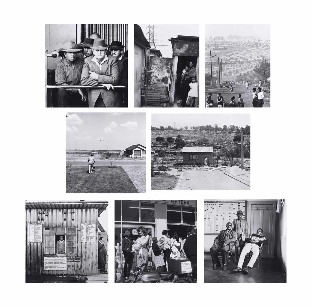David Goldblatt-Various images of South Africa-2006