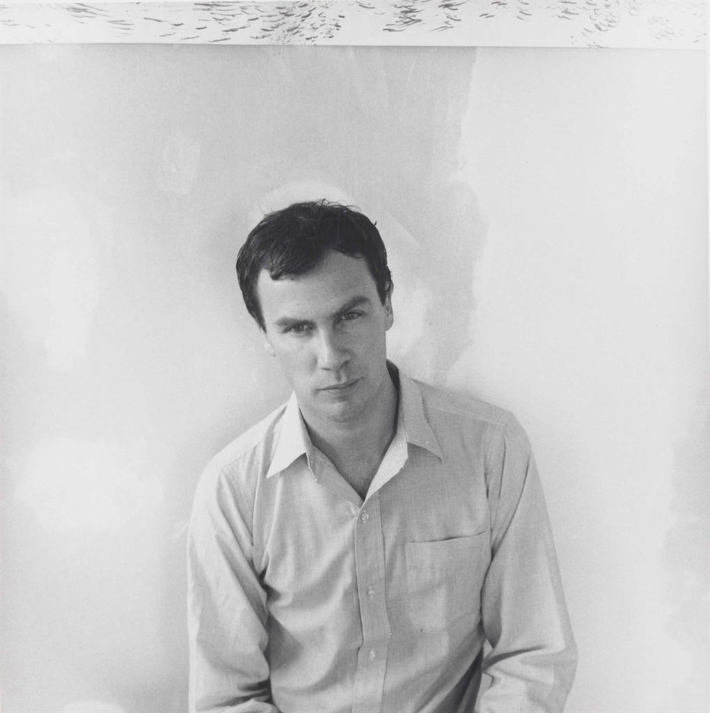 Peter Hujar-Robert Wilson-1975
