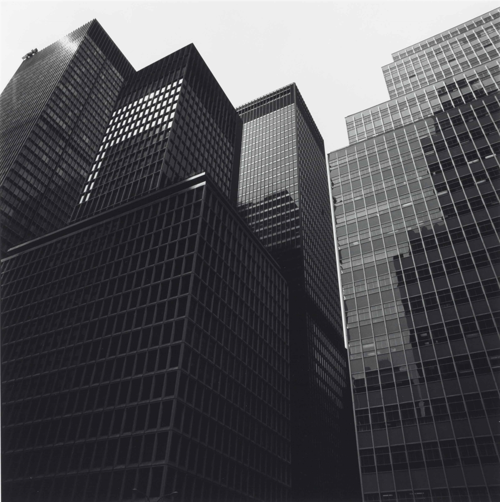 Harry Callahan-New York-1969
