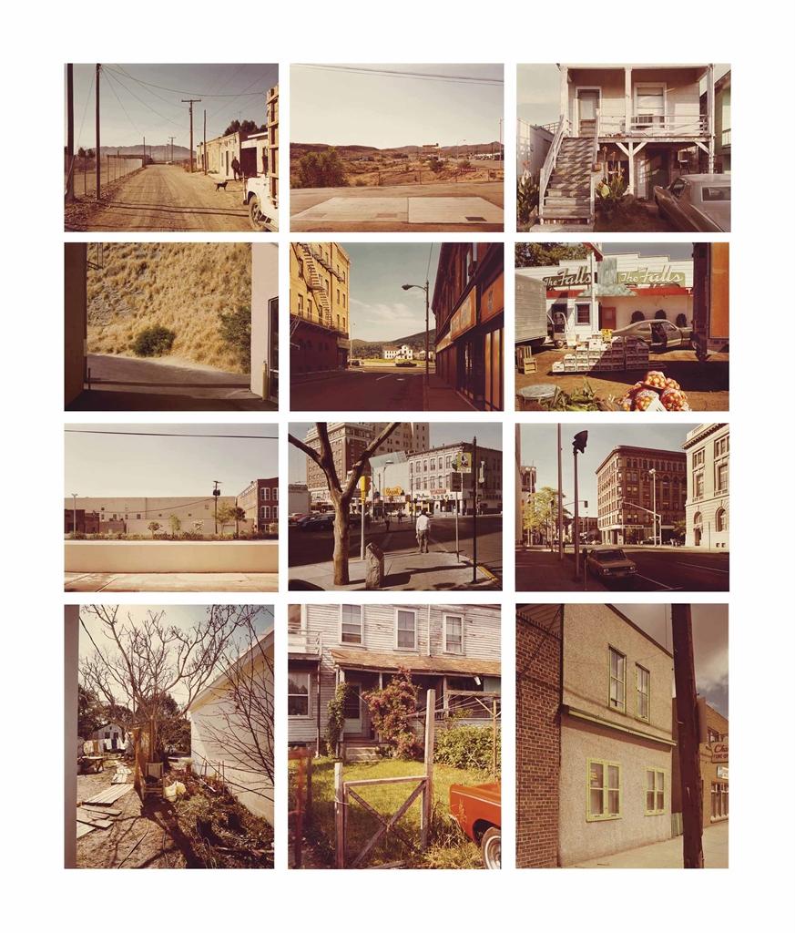 Stephen Shore-Twelve Photographs, New York: Metropolitan Museum of Art-1976