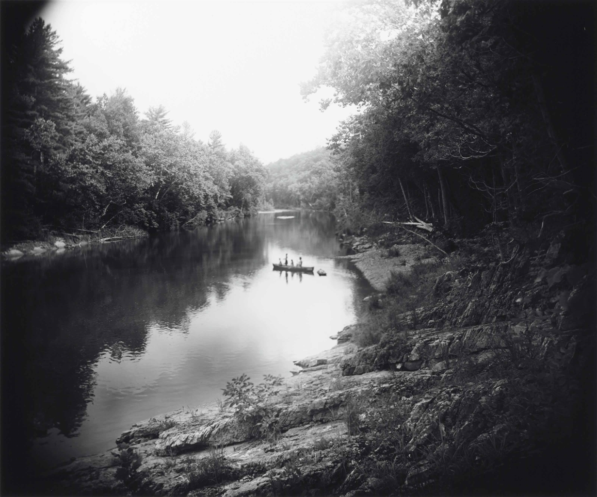 Sally Mann-Crossing the Maury-1992