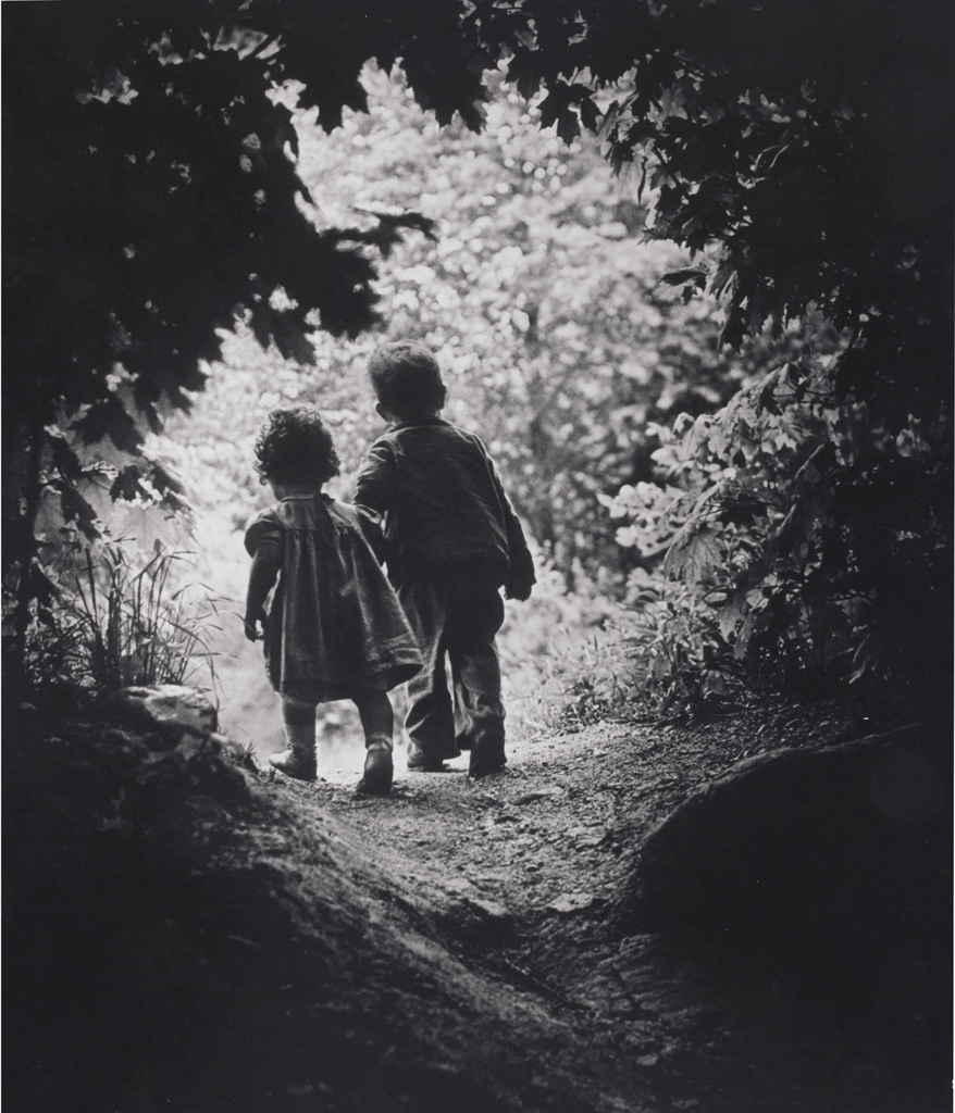 W. Eugene Smith-The Walk to Paradise Garden-1946