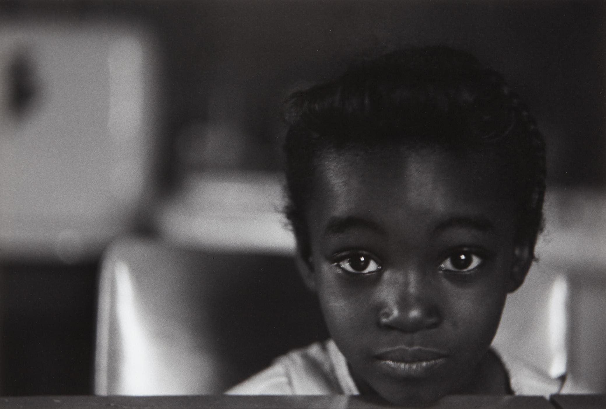 Roy DeCarava-Arnette, New York-1957