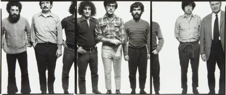 Richard Avedon-The Chicago Seven, Chicago, September 25, 1969-1969