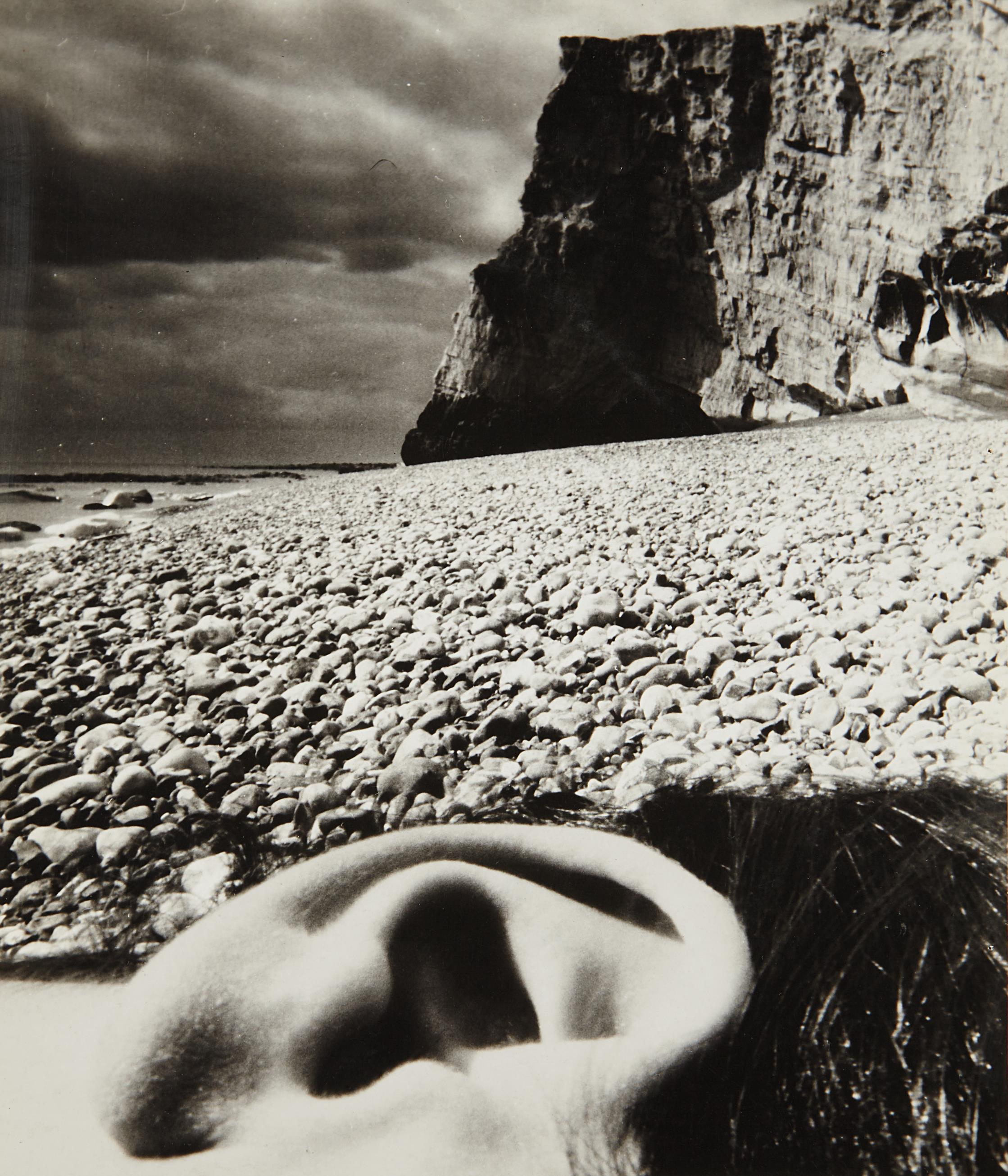Bill Brandt-East Sussex Coast-1957