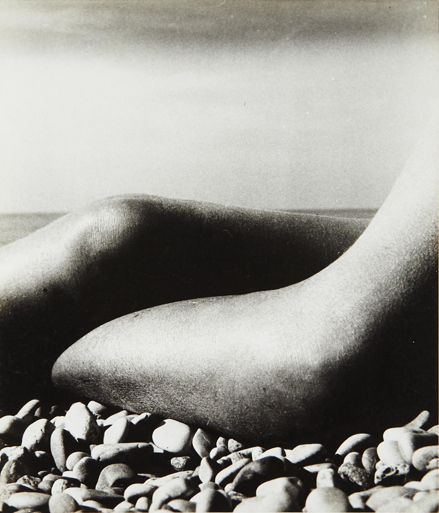 Bill Brandt-Baie Des Anges, France-1959