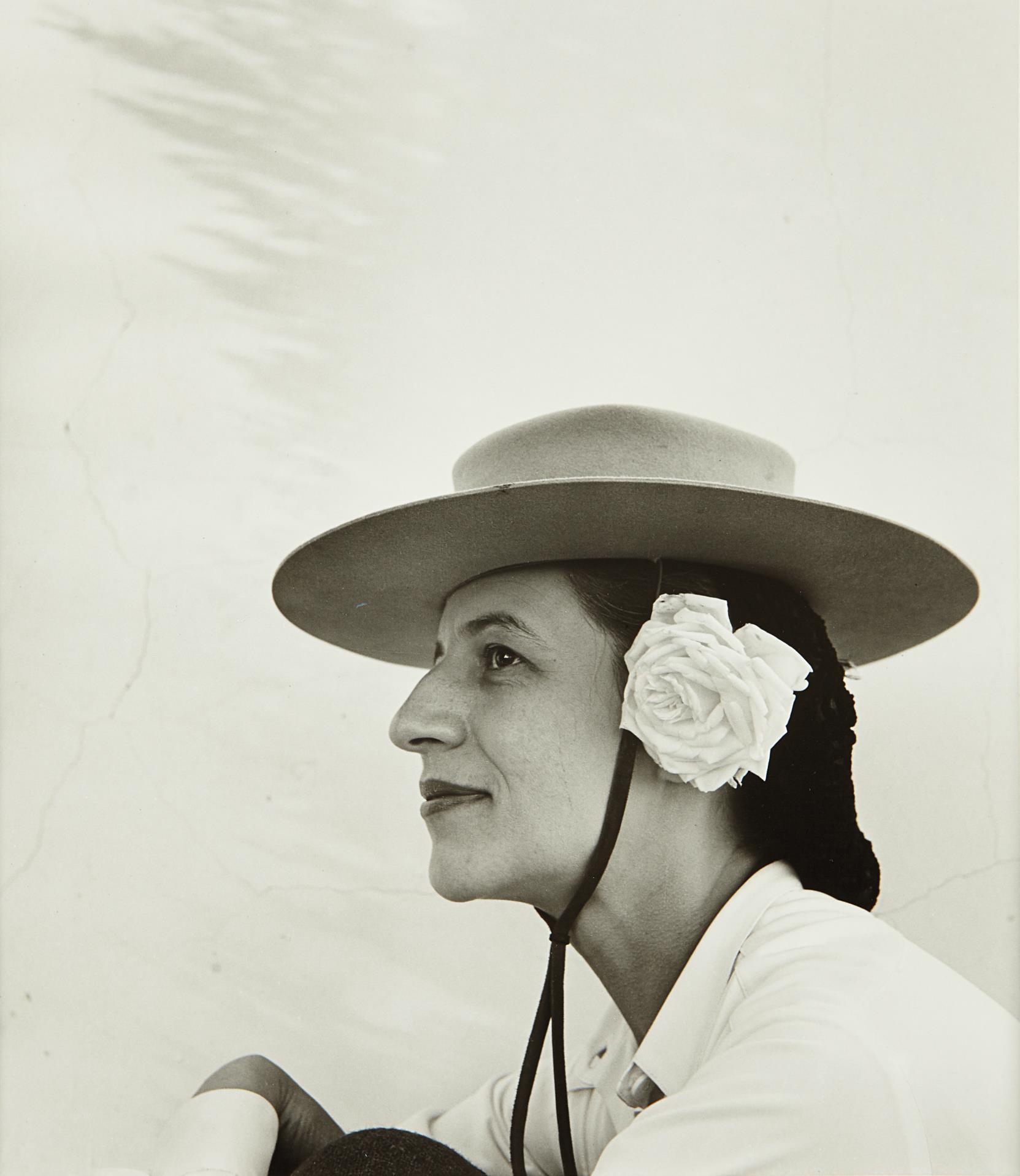 Louise Dahl-Wolfe-Diana Vreeland-1942