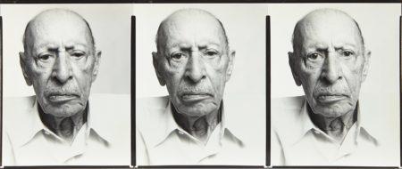 Richard Avedon-Igor Stravinsky, Composer, New York City, November 2, 1969-1969