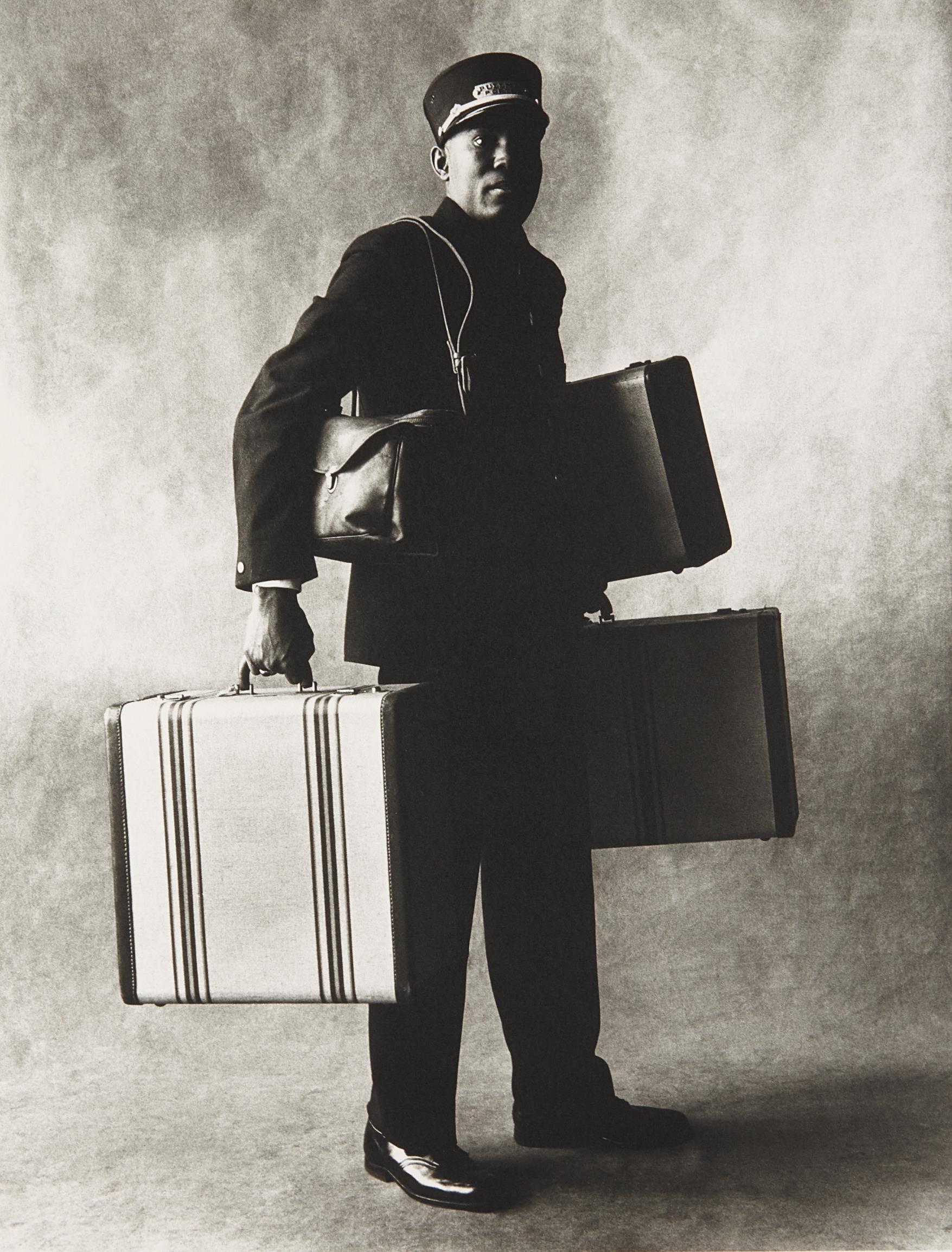Irving Penn-Porter, New York-1951