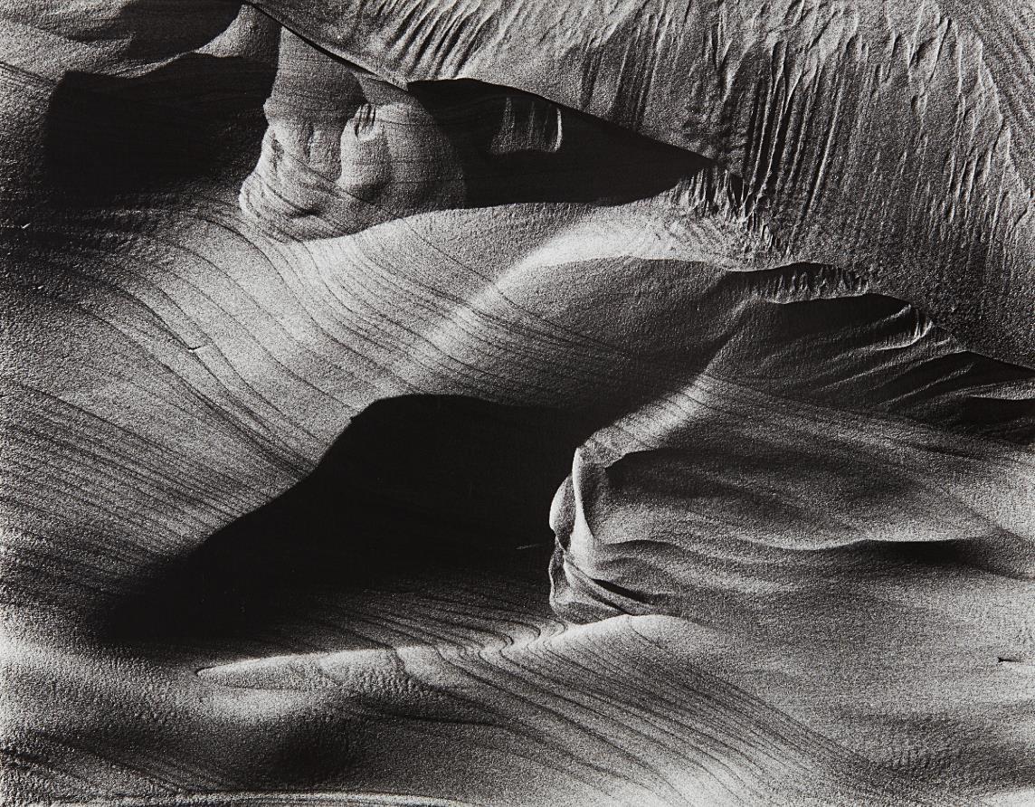 Brett Weston-Dunes-1967