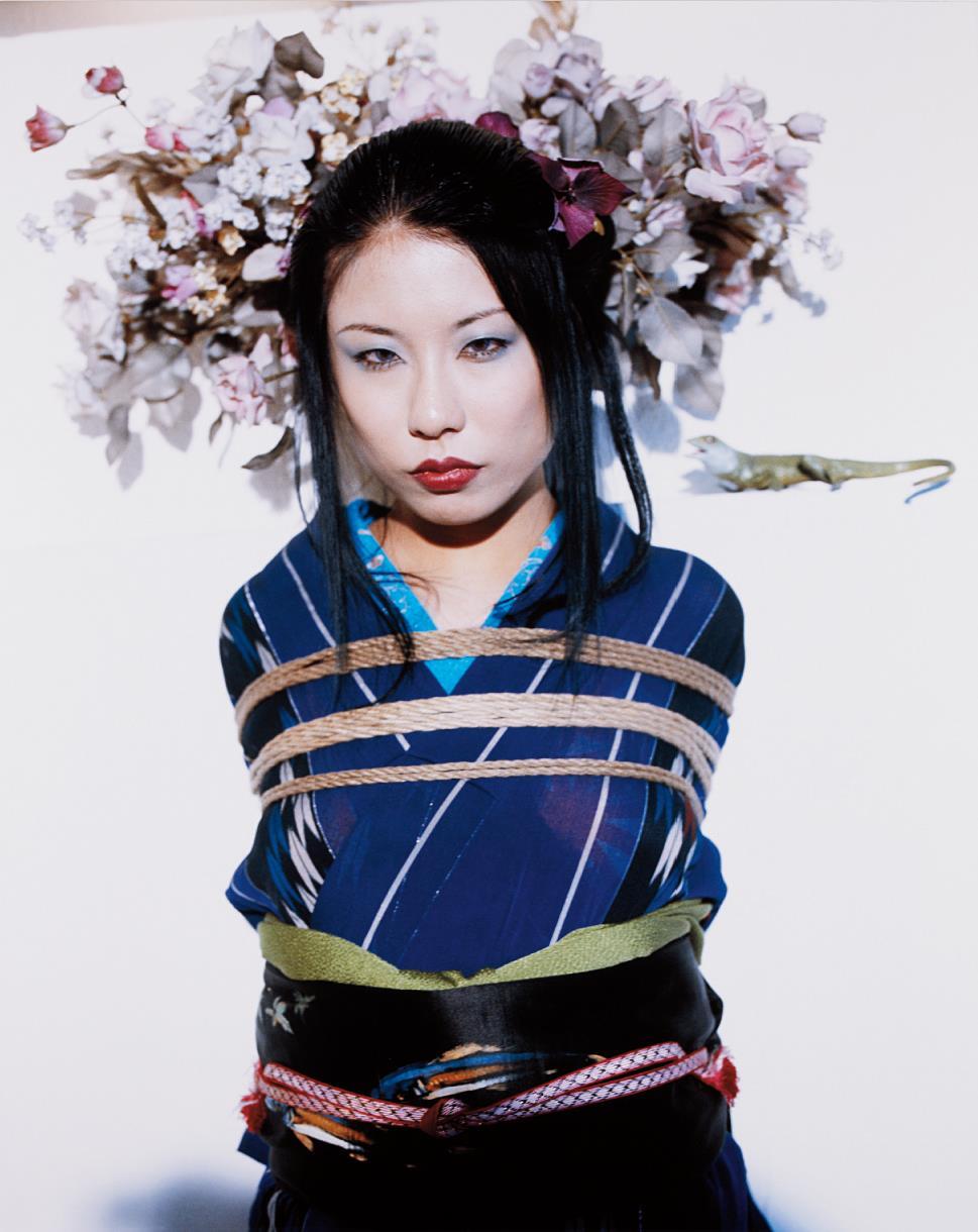 Nobuyoshi Araki-Kinbaku-2000