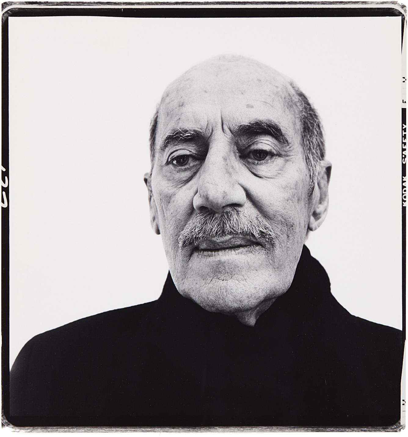 Richard Avedon-Groucho Marx, Actor, Beverly Hills, California, April 12, 1972-1972