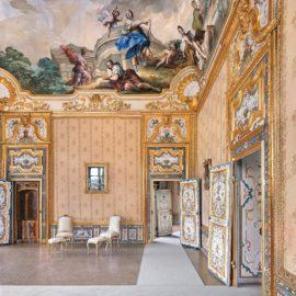 Ahmet Ertug-Queens Bed Chamber, Palazzina Di Stupinigi, Turin, Italy-2016