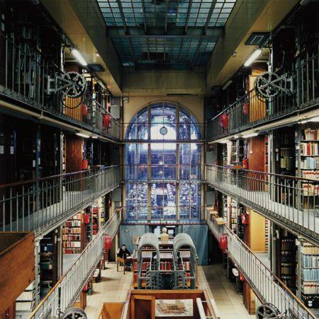 Candida Hofer-Bibliothèque Nationale De France Paris Xv-1998