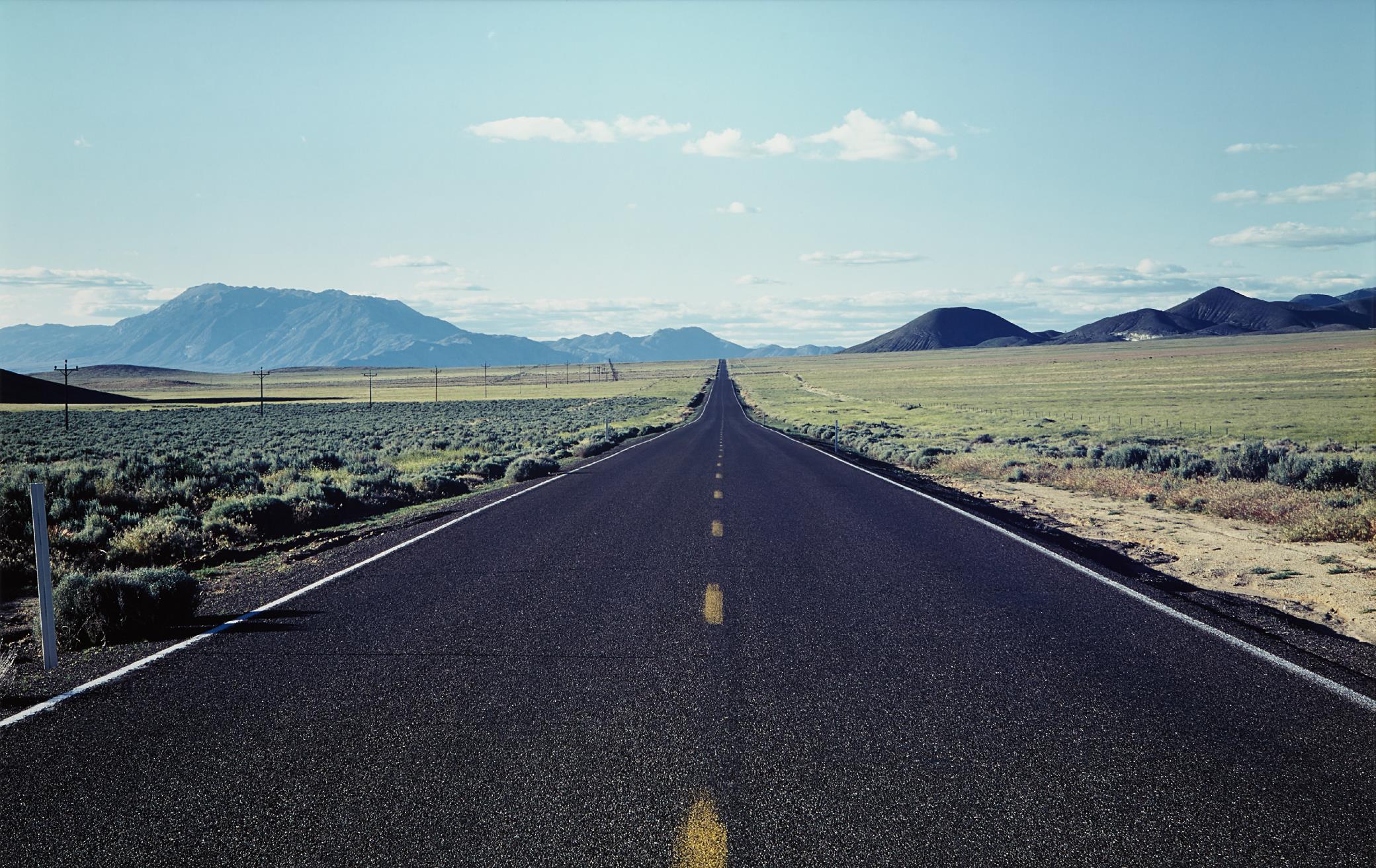 Doug Hall-Highway 50, Nevada #1-1998