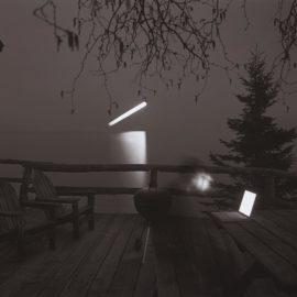 Matthew Pillsbury-Full Moon Over Beaver Bay, Monday May 23Rd, 9:52-10:46Pm-2005