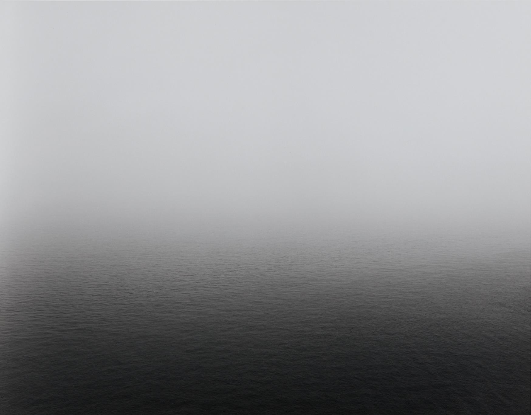 Hiroshi Sugimoto-English Channel, Fécamp-1989