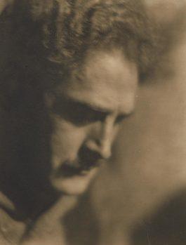 Margrethe Mather-Richard Buhlig-1922
