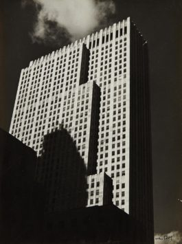 Man Ray-30 Rockefeller Plaza (Rca Building)-1936