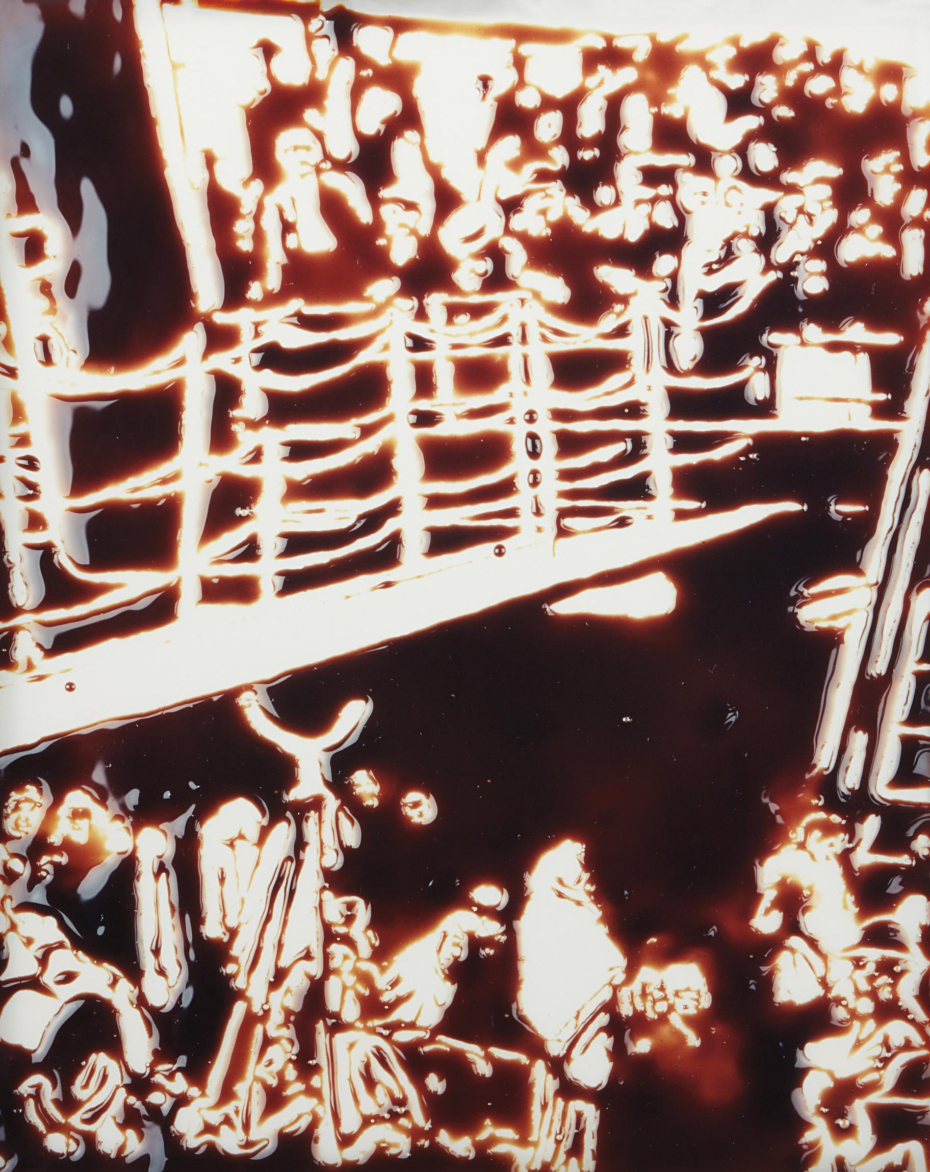 Vik Muniz-The Steerage, After Stieglitz From Pictures Of Chocolate-2000