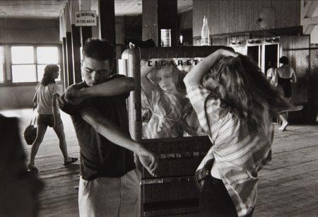 Bruce Davidson-Brooklyn Gang, Coney Island, New York-1959