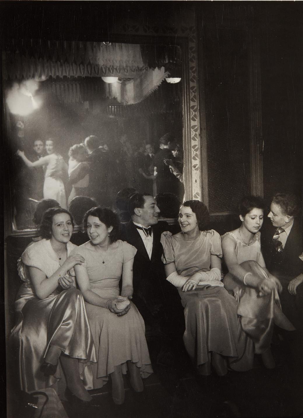 Brassai-Soirée At Chartres-1934
