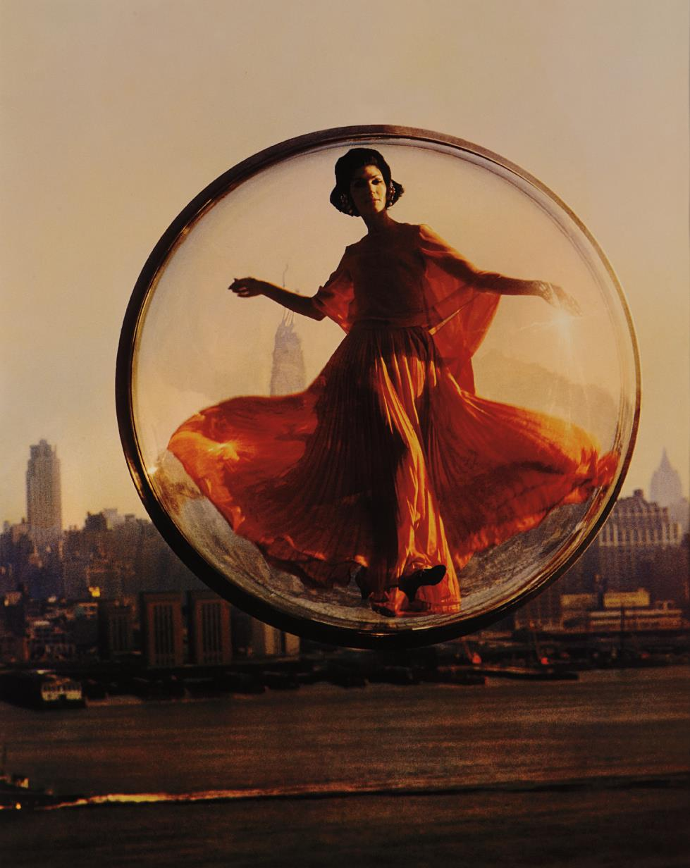 Melvin Sokolsky-Over New York-1963