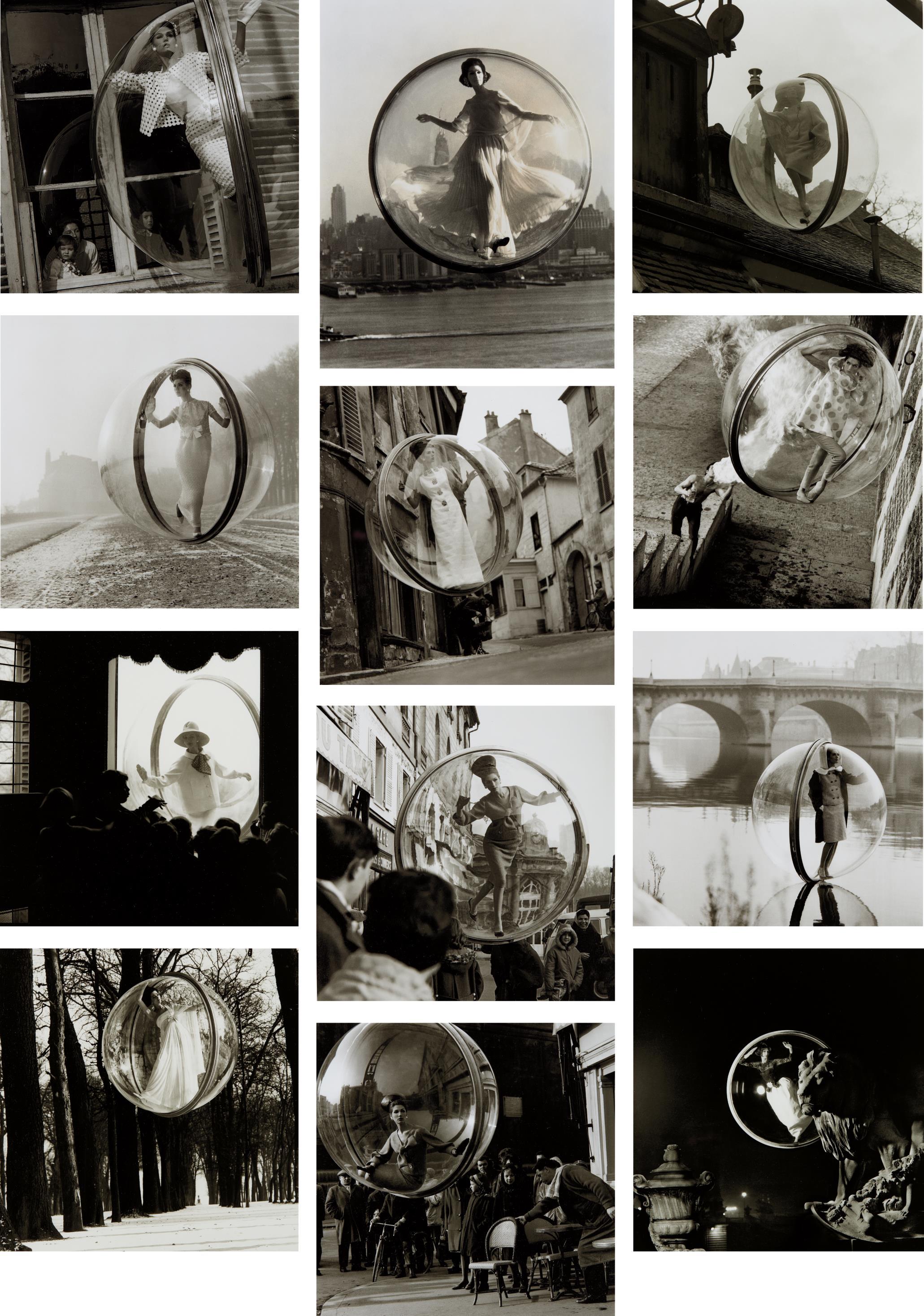 Melvin Sokolsky-Paris 1963-1963