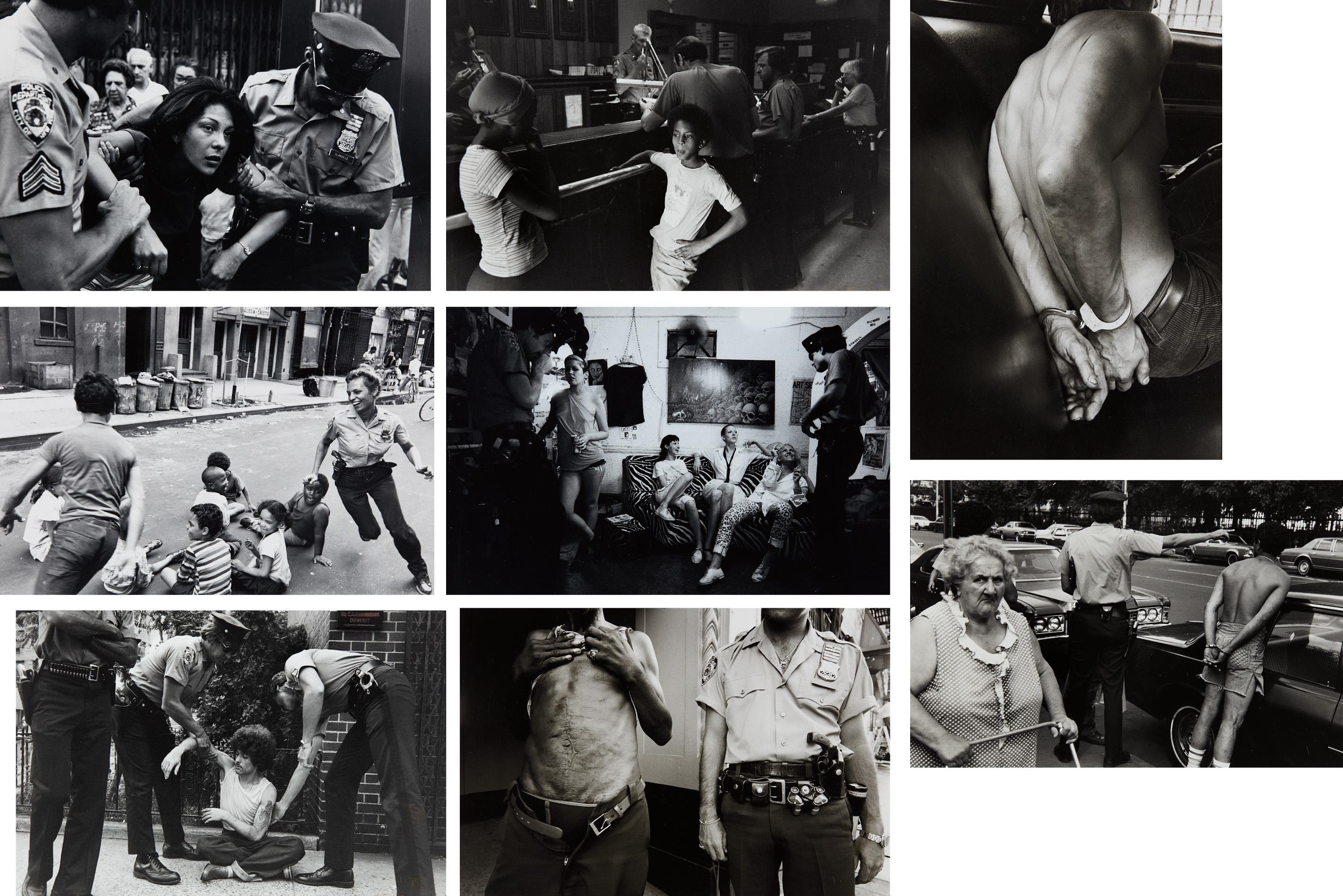Leonard Freed-Selected Images From Police Work-1978