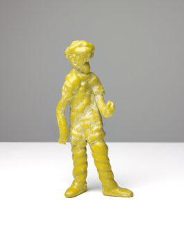 Thomas Schutte-Kleiner Geist (Little Spirit) (Yellow)-1995