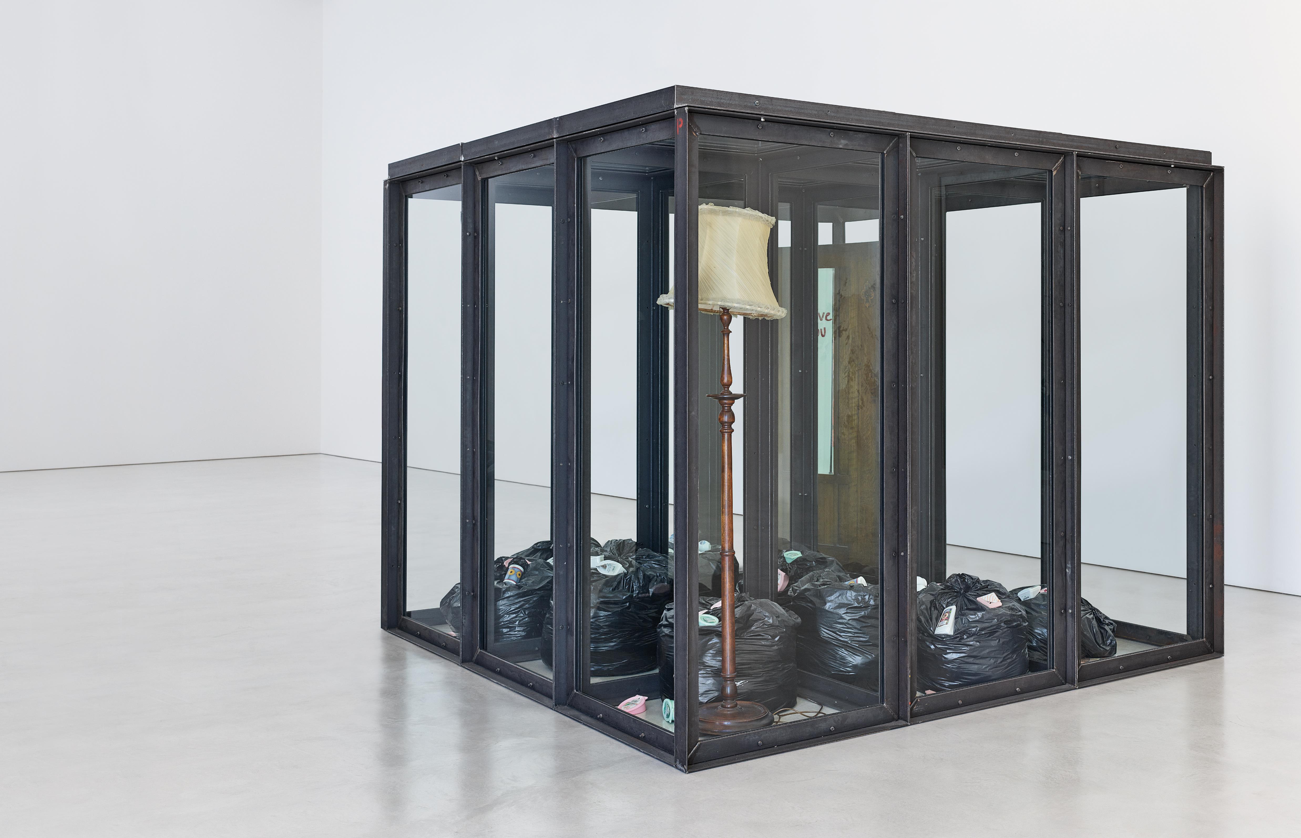 Damien Hirst-Figures In A Landscape-1998