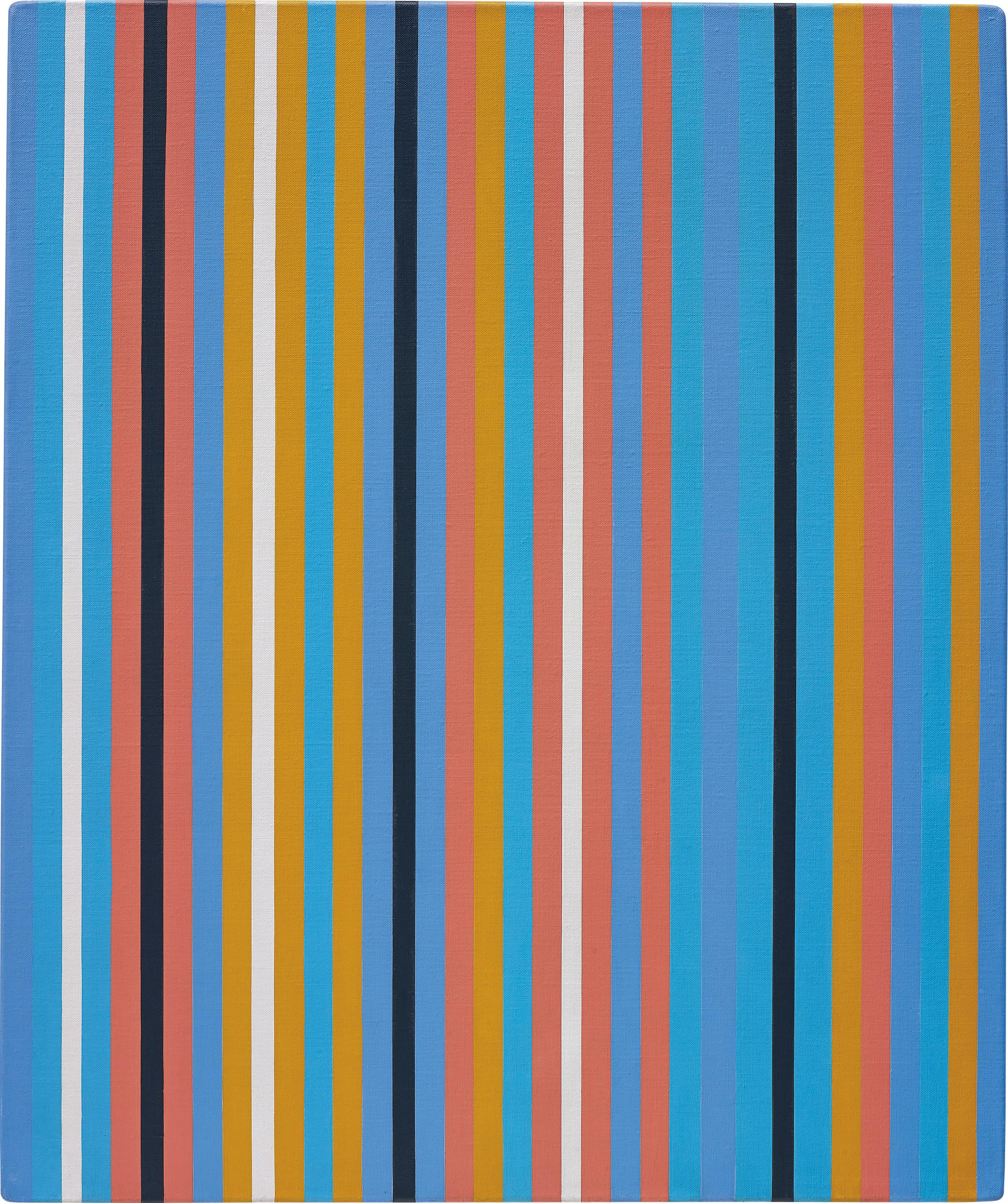 Bridget Riley-Ka 2-1980