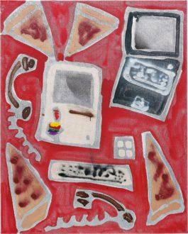 Katherine Bernhardt-Work-2014