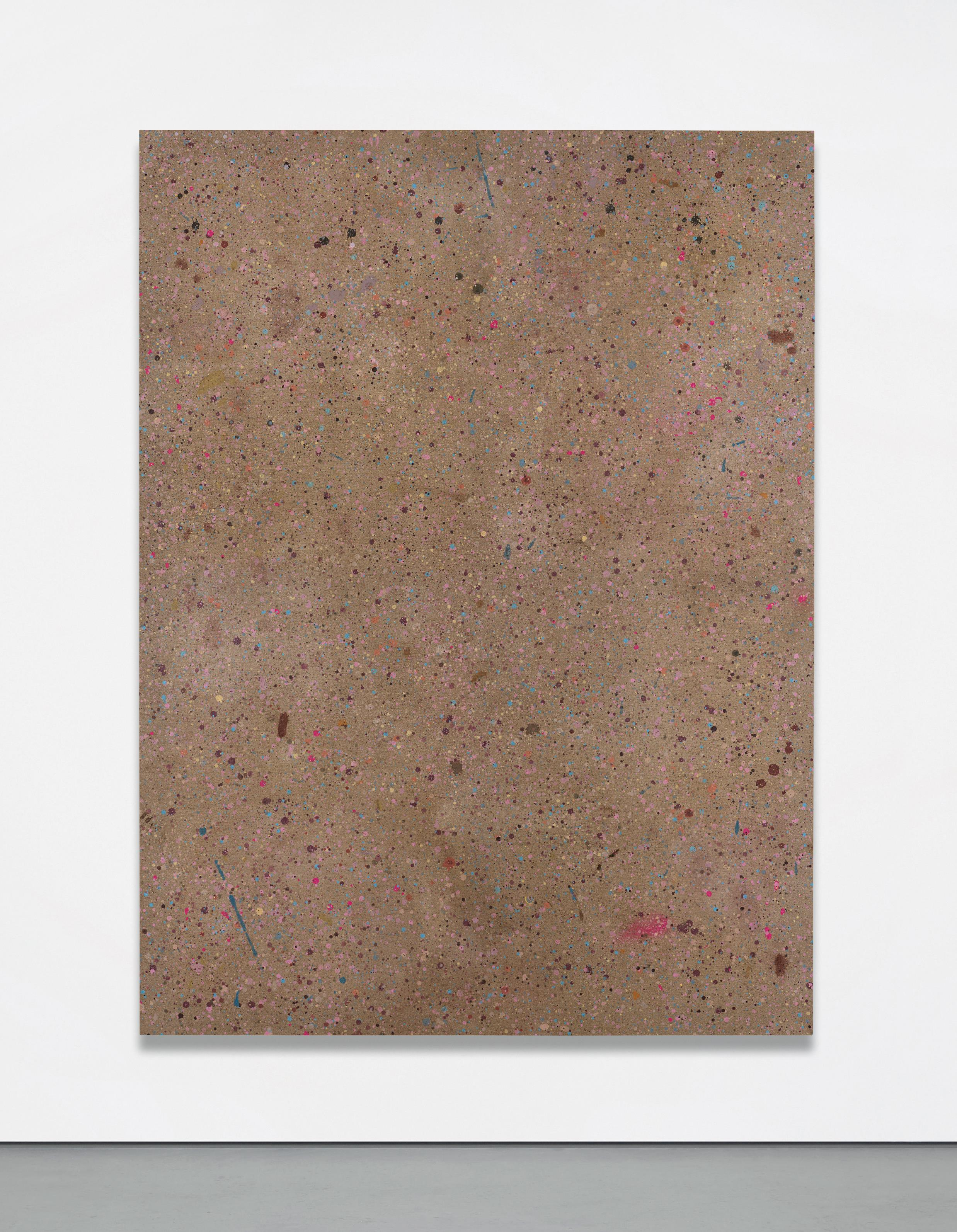 Fredrik Vaerslev-Untitled (Terrazzo)-2010