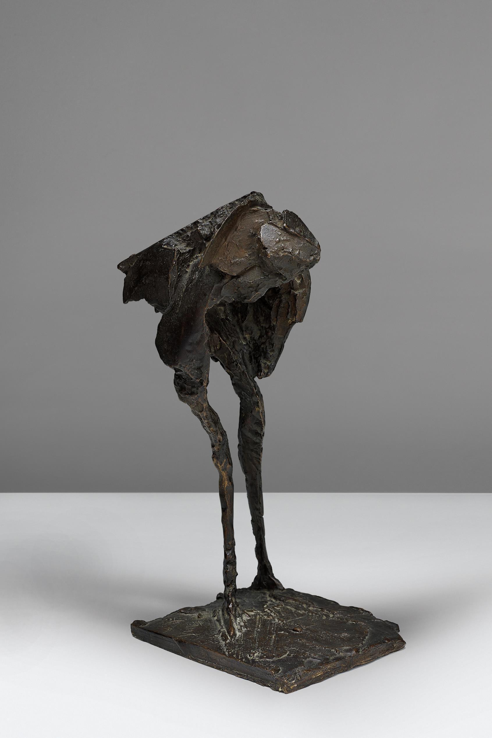Elisabeth Frink-Small Bird II-1964