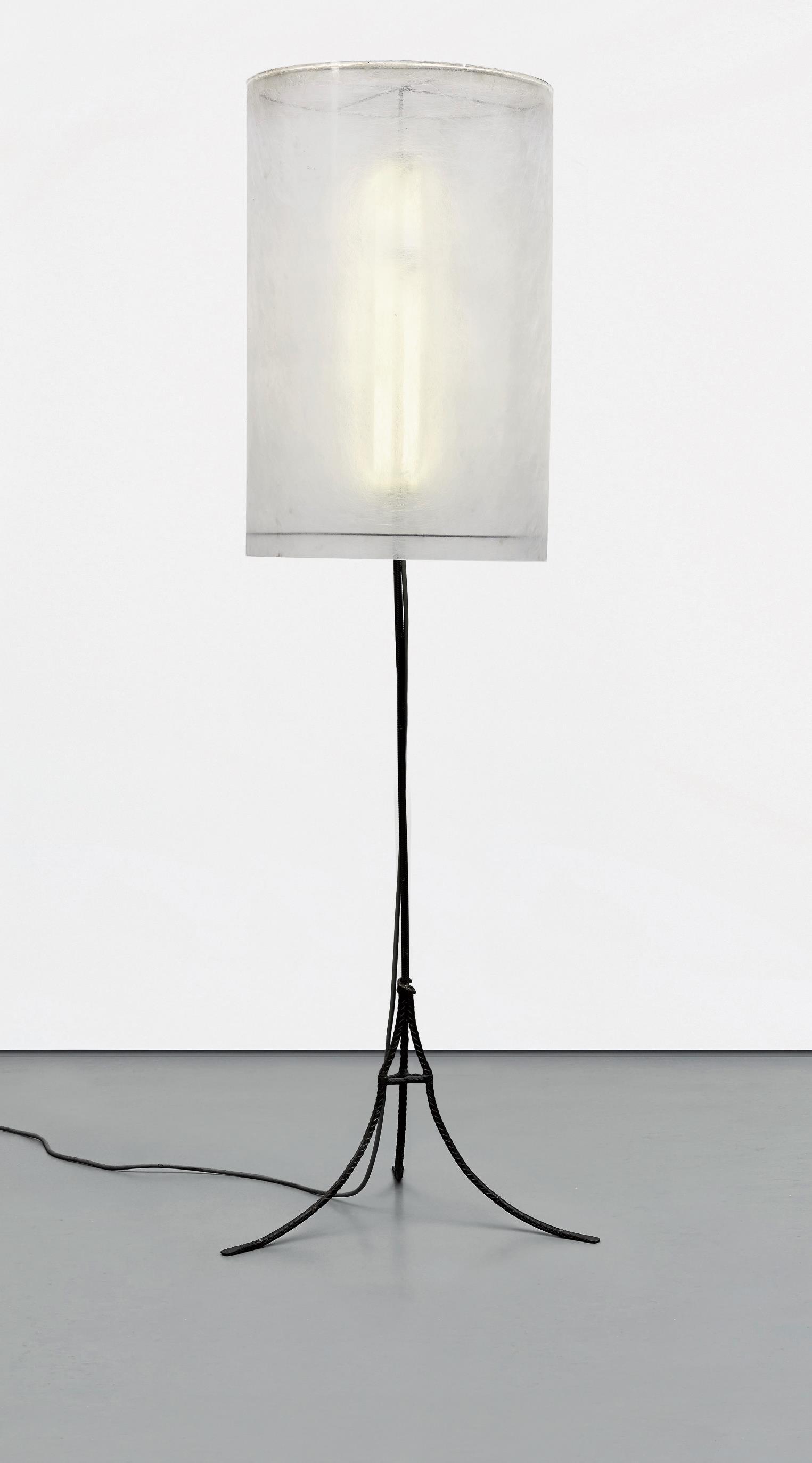 Franz West-Large Lamp-2009