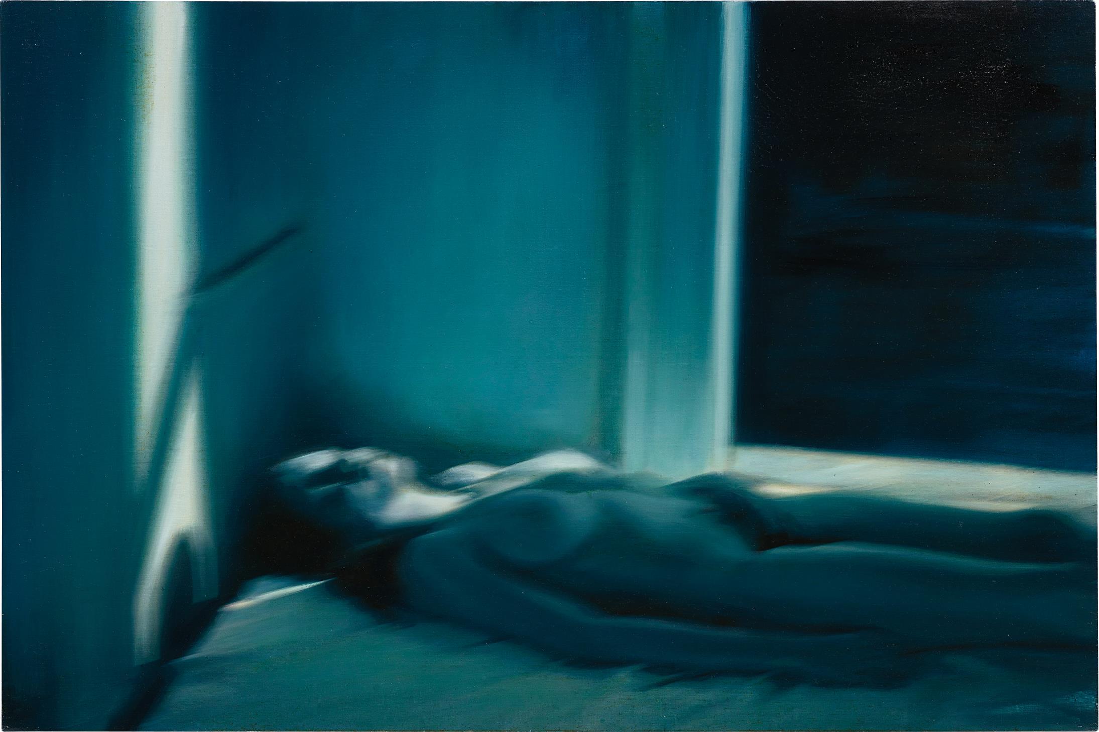 Gottfried Helnwein-Danae Waiting For The Rain II-2003