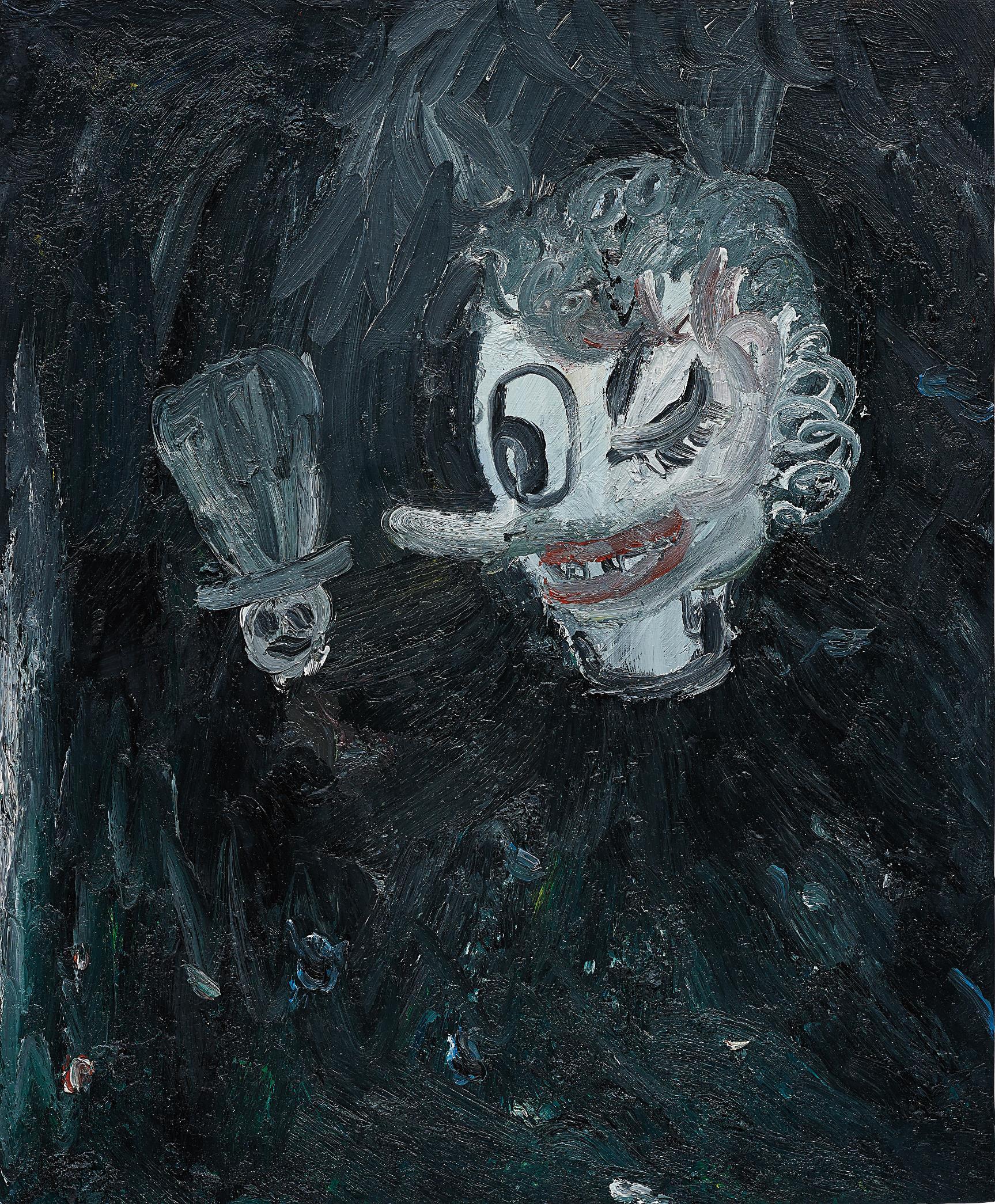 Armen Eloyan-Comic Figures (099)-2007
