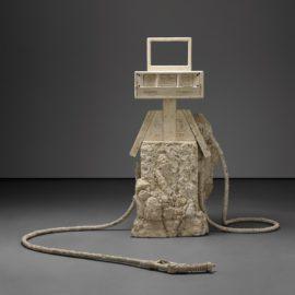 Allora & Calzadilla-Petrified Petrol Pump-2010