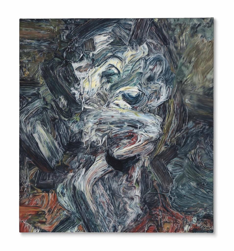 Glenn Brown-The Creeping Flesh-1991