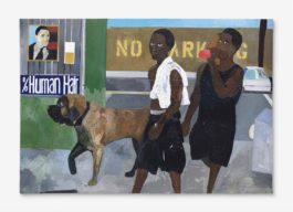 Henry Taylor-Walking with Vito-2008