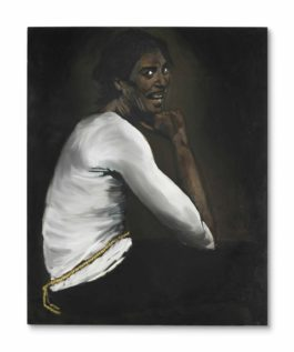 Lynette Yiadom-Boakye-Bound Over To Keep The Faith-2012