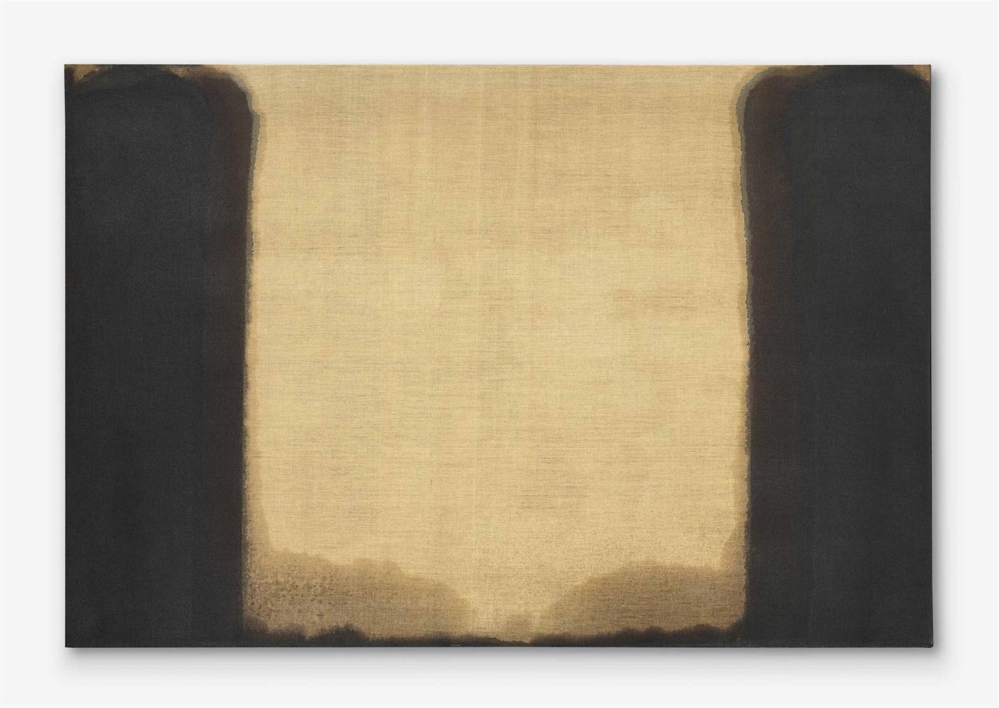 Yun Hyong-Keun-Umber-Blue-1977