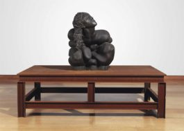 Thomas Schutte-Bronzefrau Nr. 13-2003