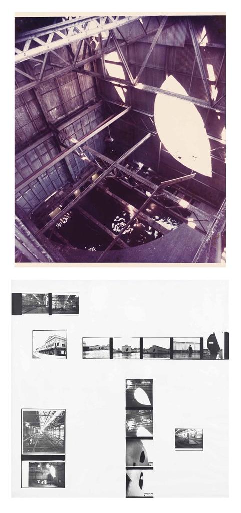 Gordon Matta-Clark-Pier 52 (#5)-1975