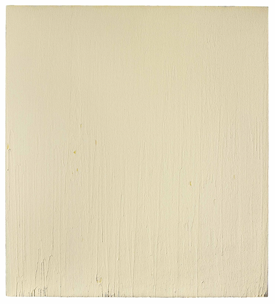 Joseph Marioni-White Painting-1992