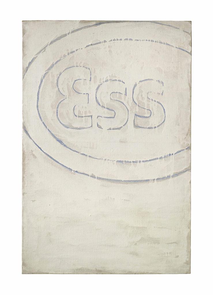 Mario Schifano-Esso-1972