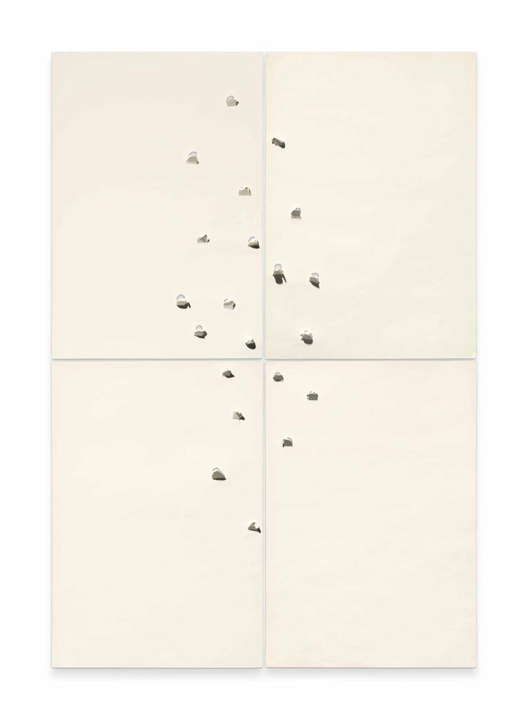 Giuseppe Penone-Ventuno Unghiate (Twenty-one Claws)-1988