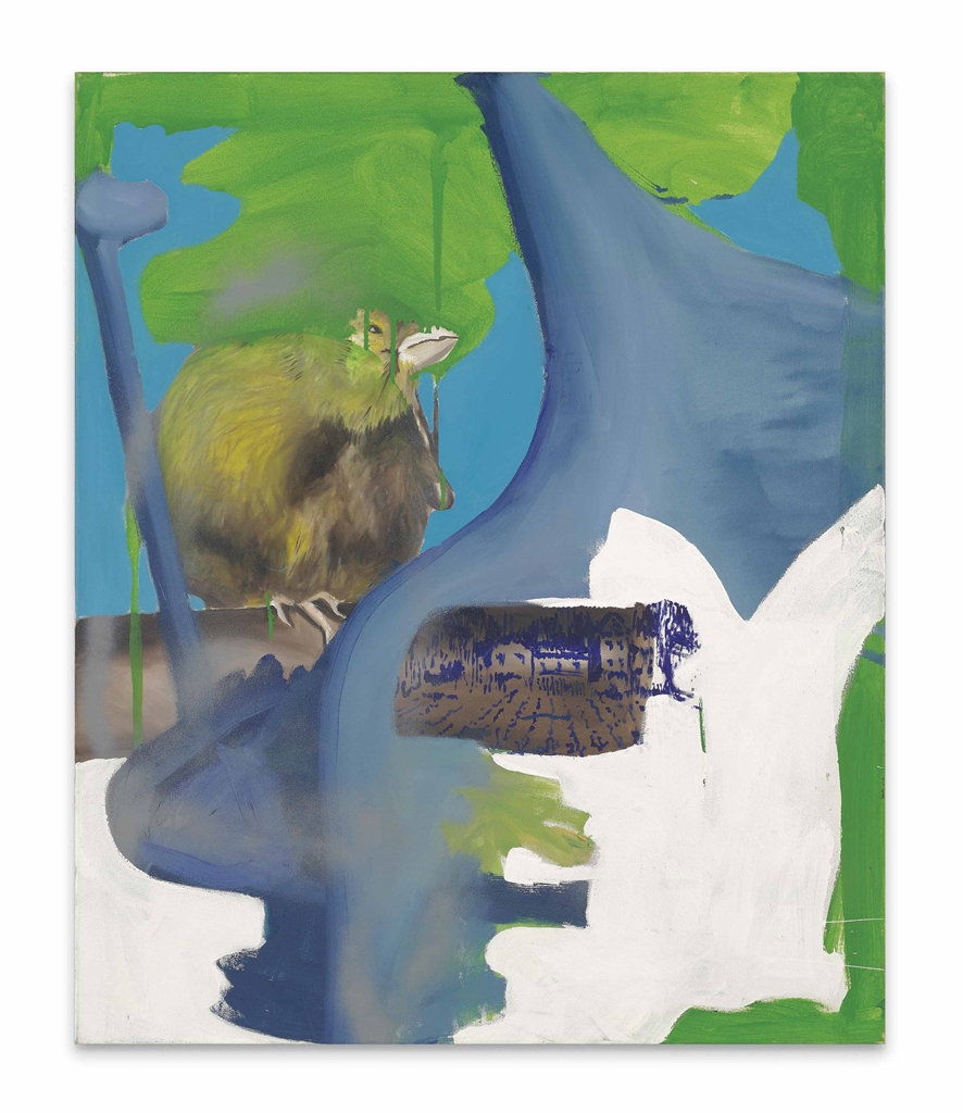 Martin Kippenberger-Ohne Titel (Krieg Bose) (Untitled (War Wicked))-1991