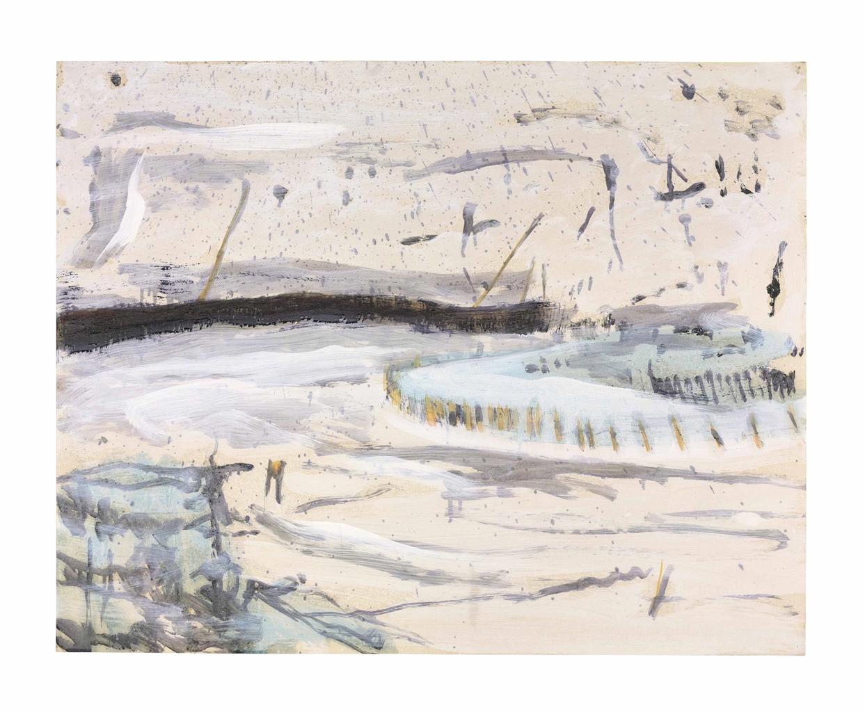 Peter Doig-Bellevarde-1995